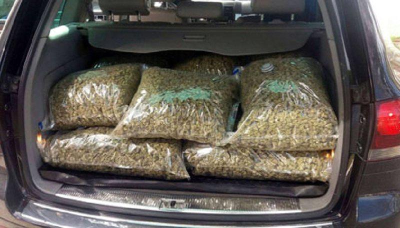 Me kokainë dhe kanabis në makinë, arrestohet 27-vjeçari