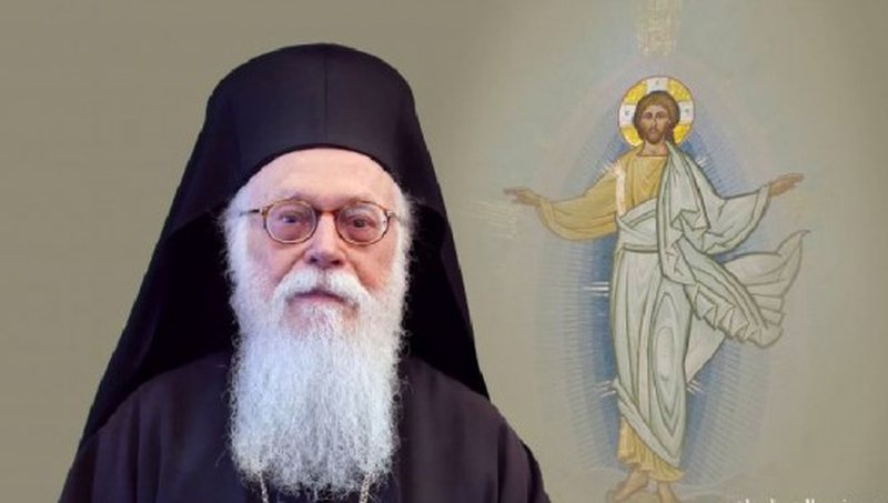 U infektua me Covid 19/ Kryepeshkopi Anastas Janullatos mesazh nga shtrati i