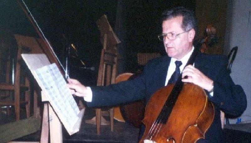 Shuhet në moshën 84- vjeçare violonçelisti Gjovalin