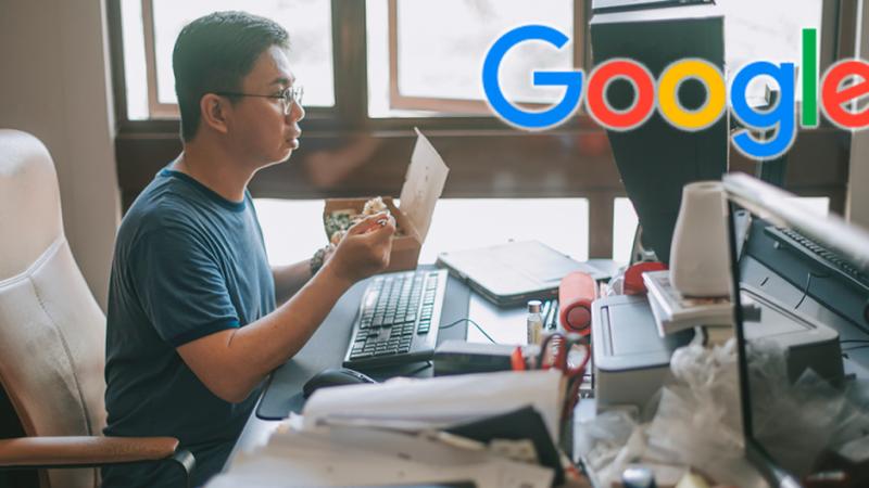 Google lejon punonjësit të punojnë nga shtëpia, deri