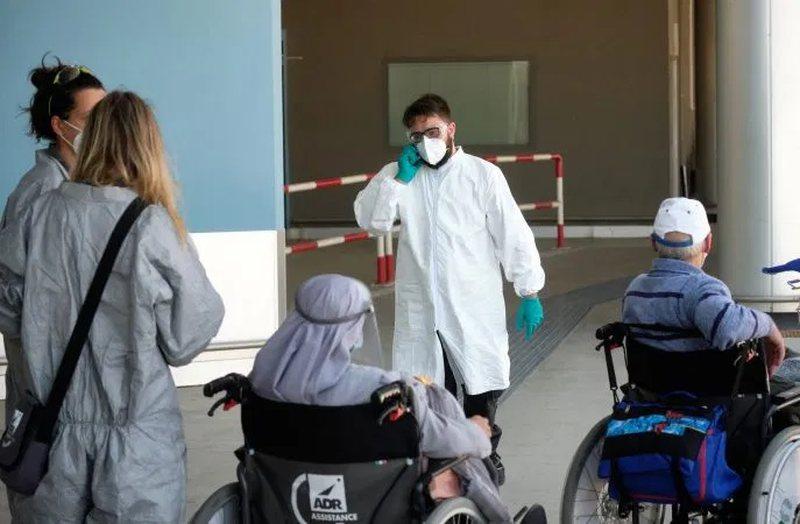 Italia në kaos, infeksionet në shifra stratosferike, 753 të