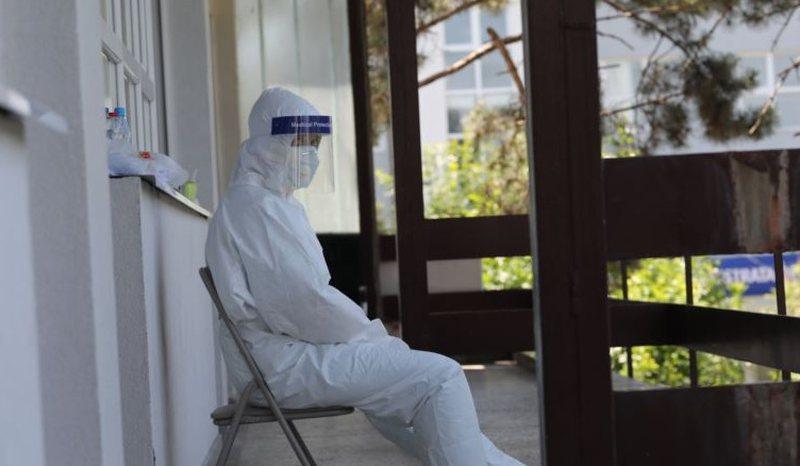 Shifra të larta në Kosovë, 707 të infektuar dhe 10 vdekje
