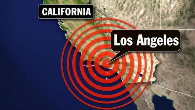 Tronditet nga tërmeti Los Angelos