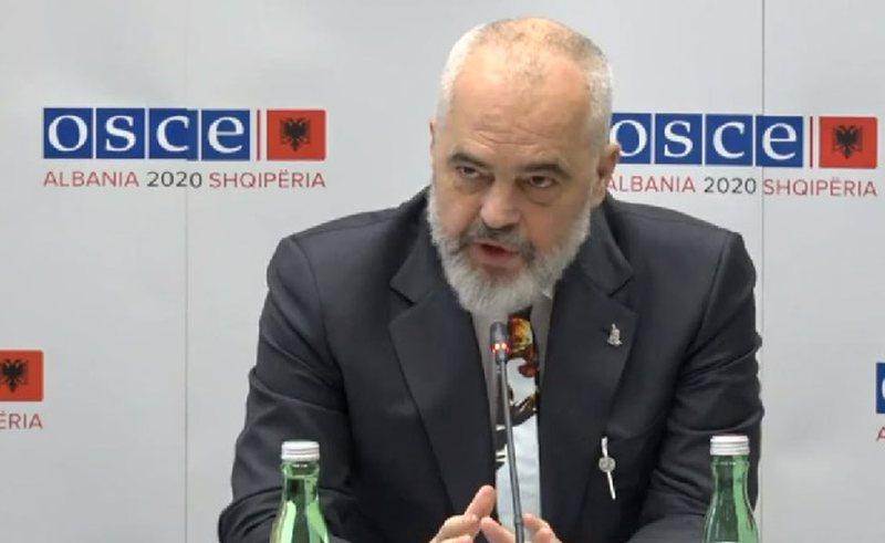 Bjellorusia/ Rama: Në Minsk OSBE nuk shkon për selfie në