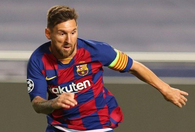 Lionel Messi thyen rekordin e Xavit