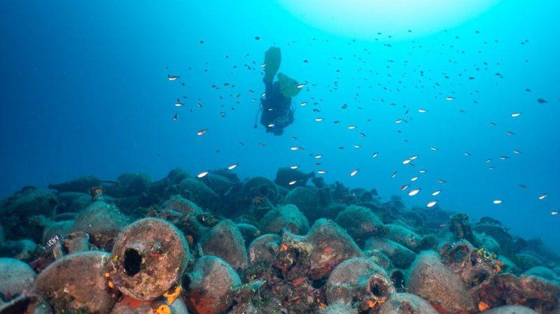 Greqia inauguron muzeun e parë nënujor me mbetjet e një anije