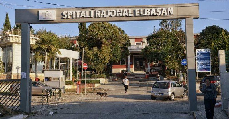 """Spitali i Elbasanit """"gati"""" për pacientët me Covid por"""