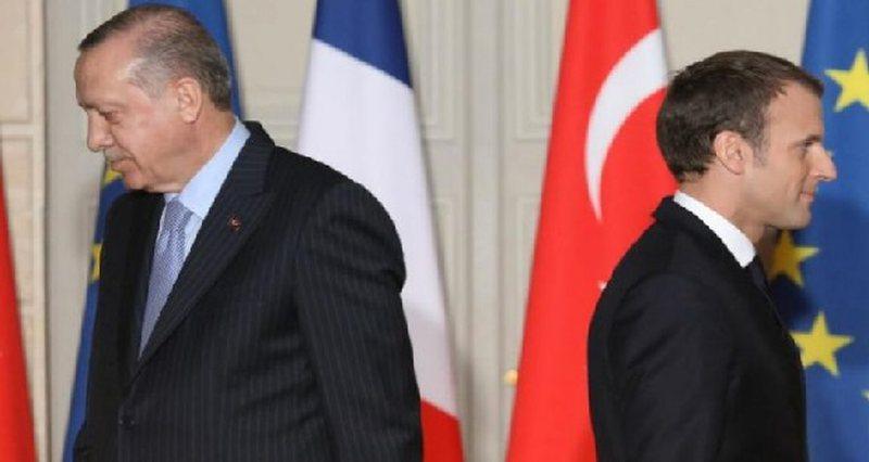 Tensionet me Turqisë dhe Francës, Erdogan fyen Macron, Parisi