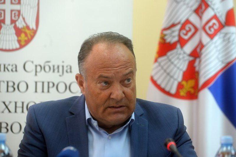 Ministrit serb Mladen Sharçeviç i ndalohet hyrja në veri
