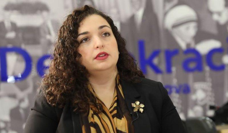 Vjosa Osmani: S'është momenti për dialog me Serbinë