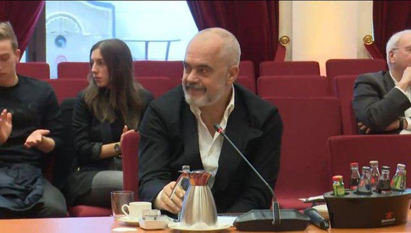 Rama: Krim të organizuar shqiptar nuk ka
