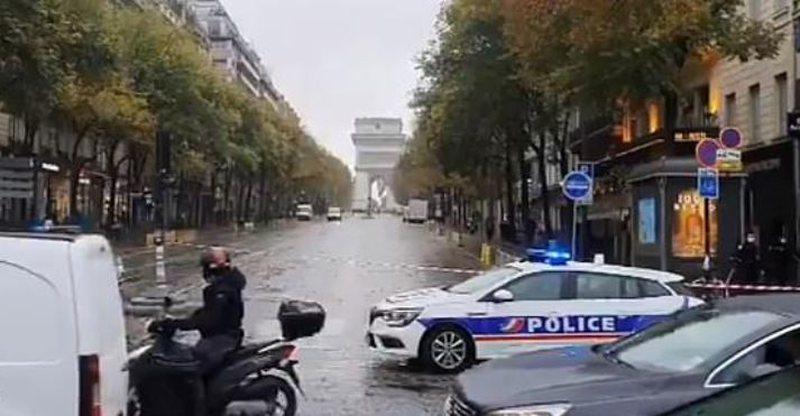 Alarm për bombë në Francë, evakuohet Harku i Triumfit