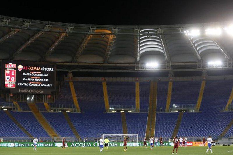 Itali/ Në shtetrrethim, por rikthehen ndeshjet në stadium...