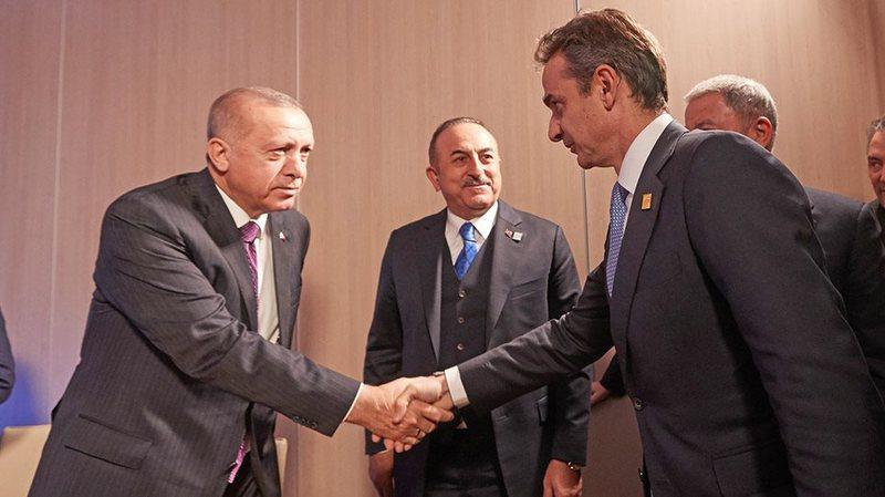 Tërmeti bashkon Turqinë dhe Greqinë, Mitsotakis bisedë