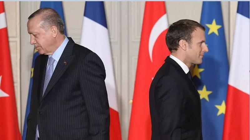 Përshkallëzohen tensionet/ Konflikti Turqi-Francë kthehet në