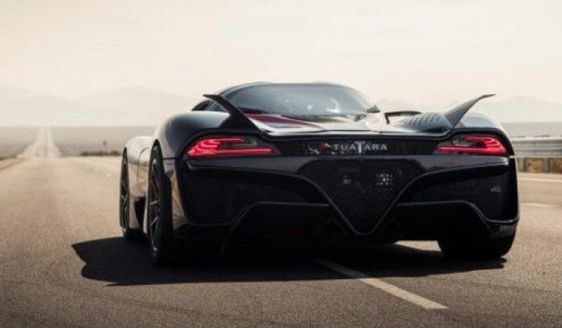Rekordi i ri, kjo është makina më e shpejtë në