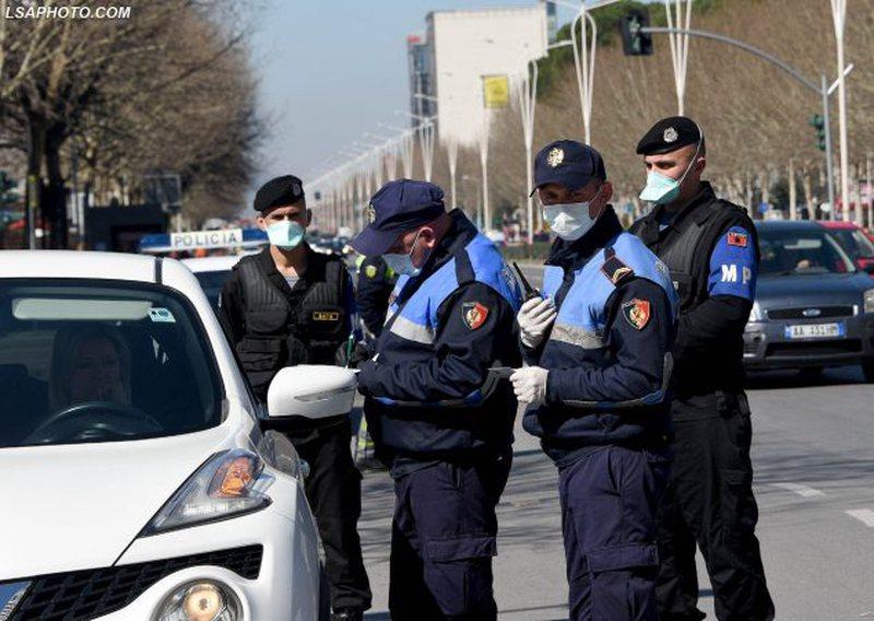 Nuk mbajtën maskë, gjobiten 609 qytetarë dhe shoqërohen 8