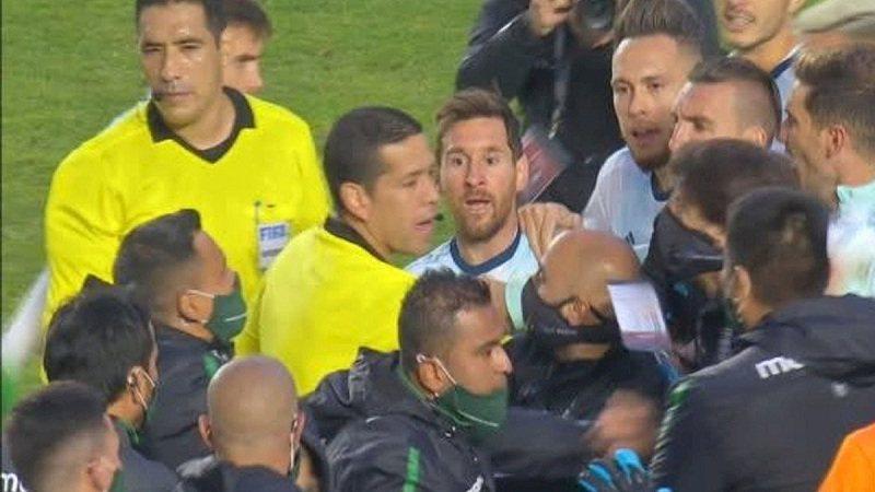 """""""Shkofsh në të nënës tënde, qeros!"""", Messi"""