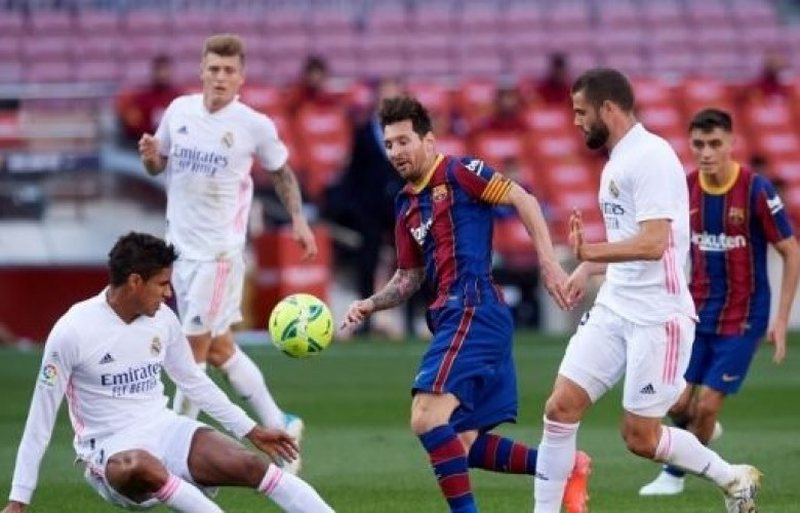 """Reali fiton """"El Clasicon"""" në shtëpinë e Barcës,"""