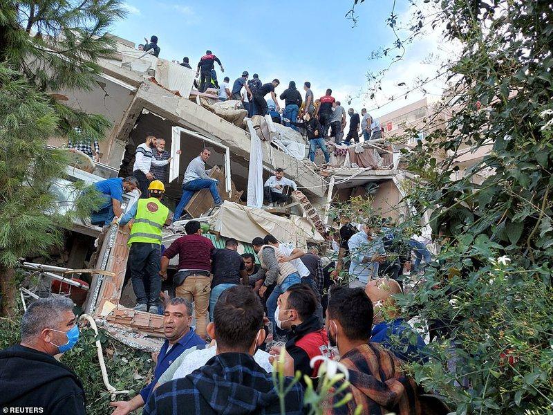 Tërmeti në Turqi/ Shkon në 6 numri i viktimave dhe 202 të