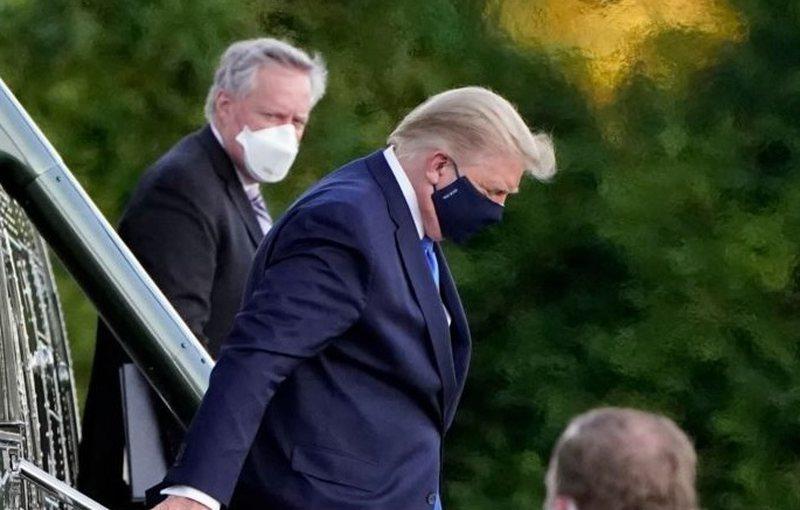 Trump largohet në mes të intervistës, arsyeja do ju habisë