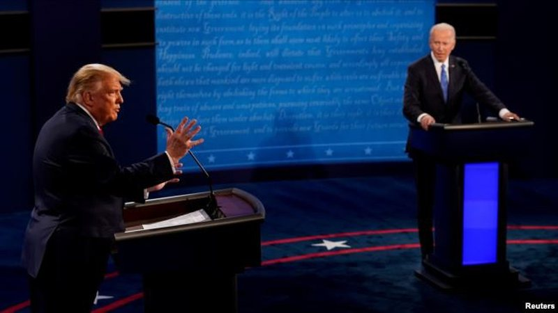Debati me Biden, Trump: Vaksina anti-COVID prodhohet brenda pak javësh