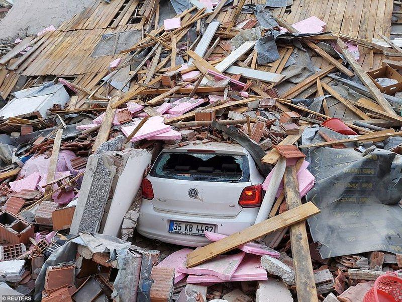 Dëmet nga tërmeti i 26 nëntorit/ Prokuroria në Durrës