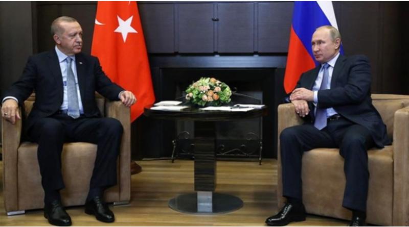 Presidenti rus thyen 'akullin' me Turqinë, mesazh