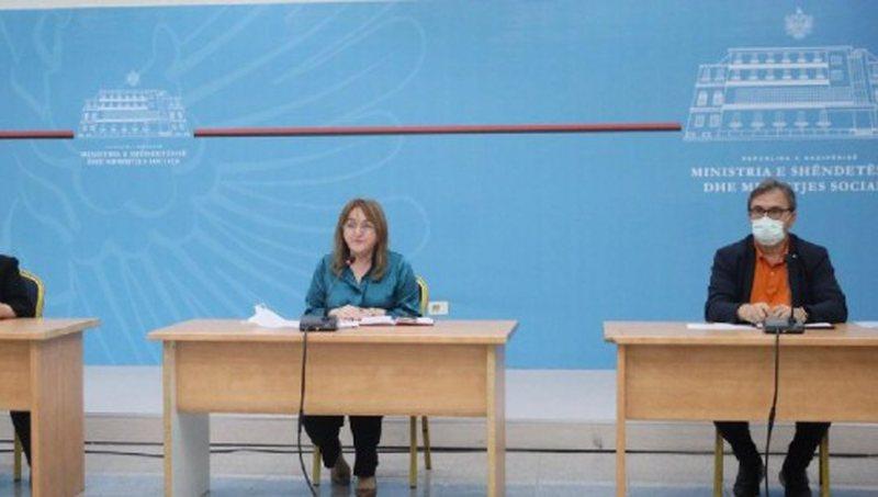 Situata e COVID-19 në Shqipëri, Komiteti Teknik i Ekspertëve