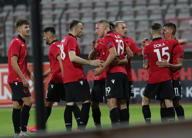 Rezultat befasues, Shqipëria fiton kundër Kosovës në