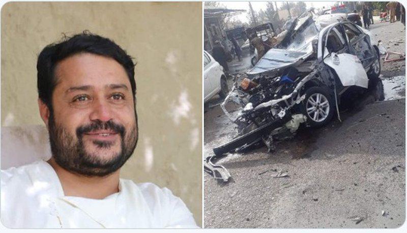 Gazetari vritet me bombë në makinë, lajm tragjik nga Afganistani