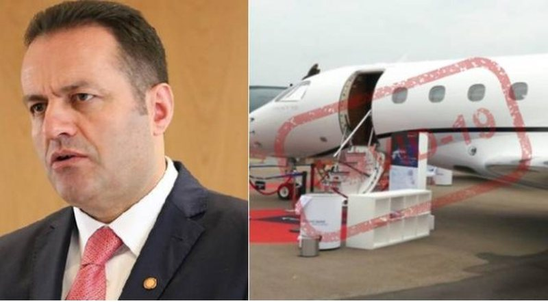 Infektohet e COVID, ish-kryeprokurori Adriatik Llalla dërgohet me avion