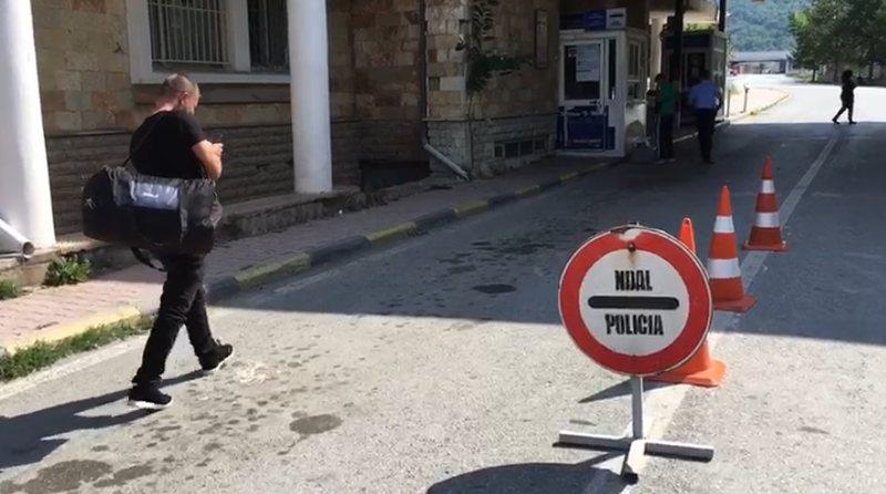 Mbyllja e Kapshticës, Doganat: Numri i lartë i rasteve me COVID-19