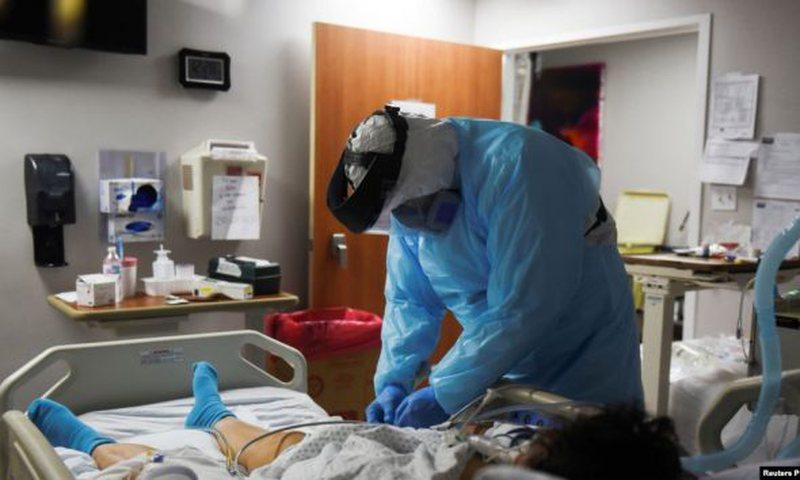 Rekord i zi në SHBA, mbi 1300 viktima në 24 orë nga Covid-19