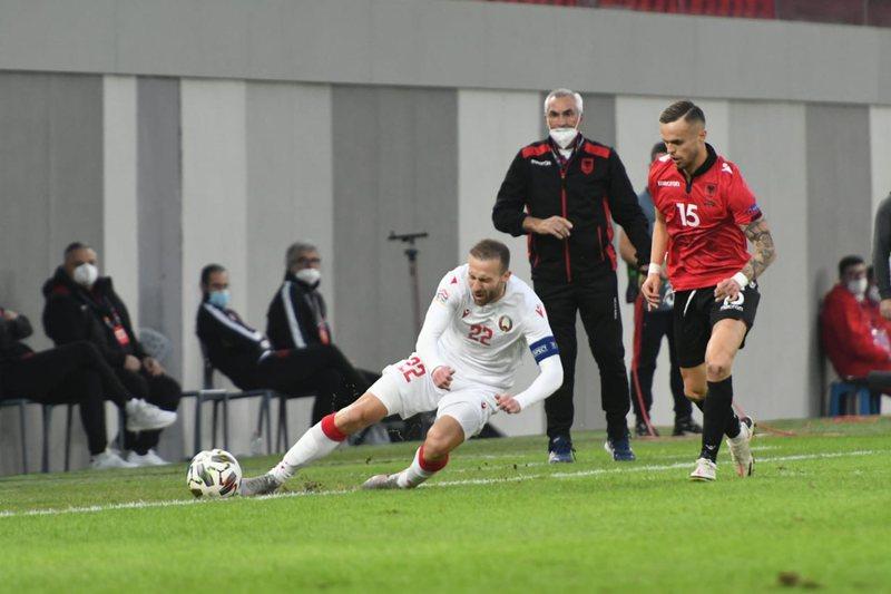 Përballja me Bjellorusinë, Shqipëria fiton me rezultatin 3:2