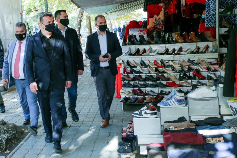 Balla takim me bizneset e vogla në Elbasan: Është çliruar