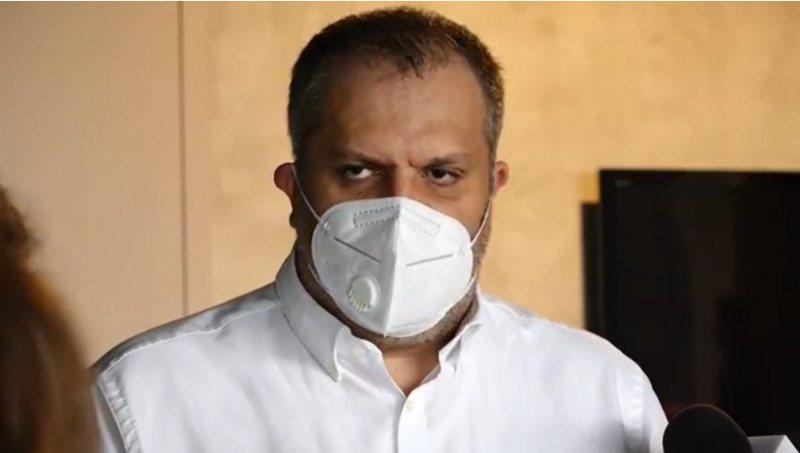 Ahmeti kundërshton masa kufizuese antiCovid që vendosi qeveria e