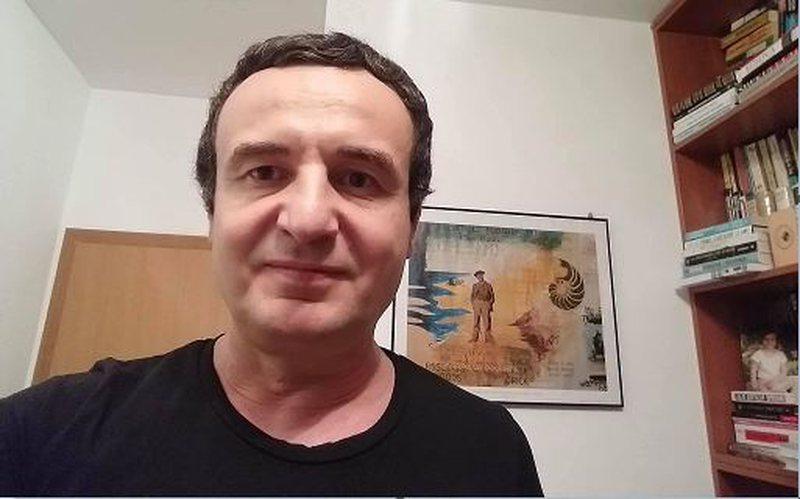 Shërohet Albin Kurti, publikon mesazhin e parë nga shtëpia pa