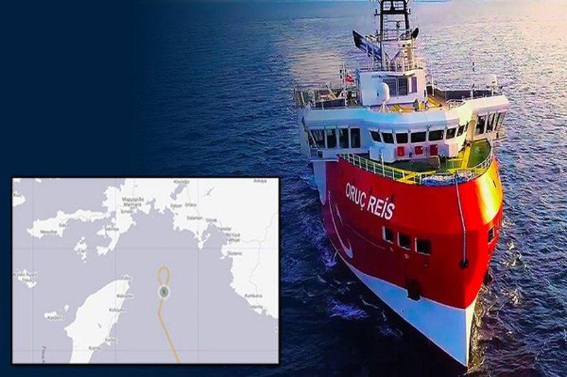 Rinisin tensionet, Turqia nxjerr anijet në Mesdhe, Greqia reagon