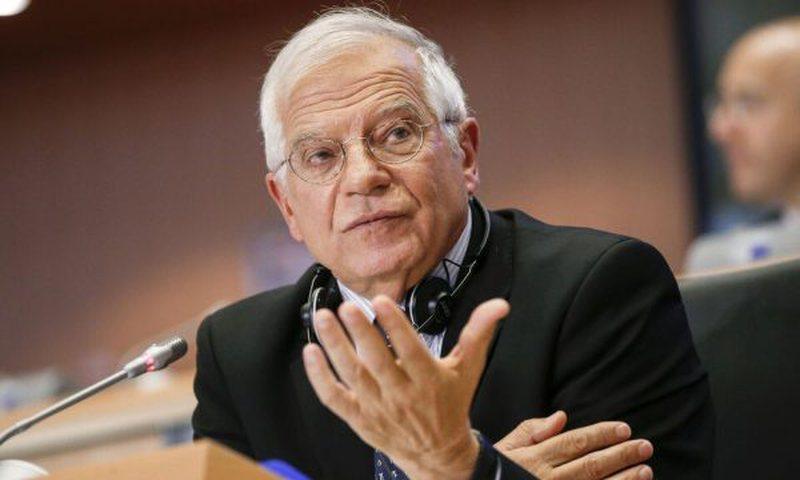 Borell: BE e gatshme për mbështetjen e negociatave mbi