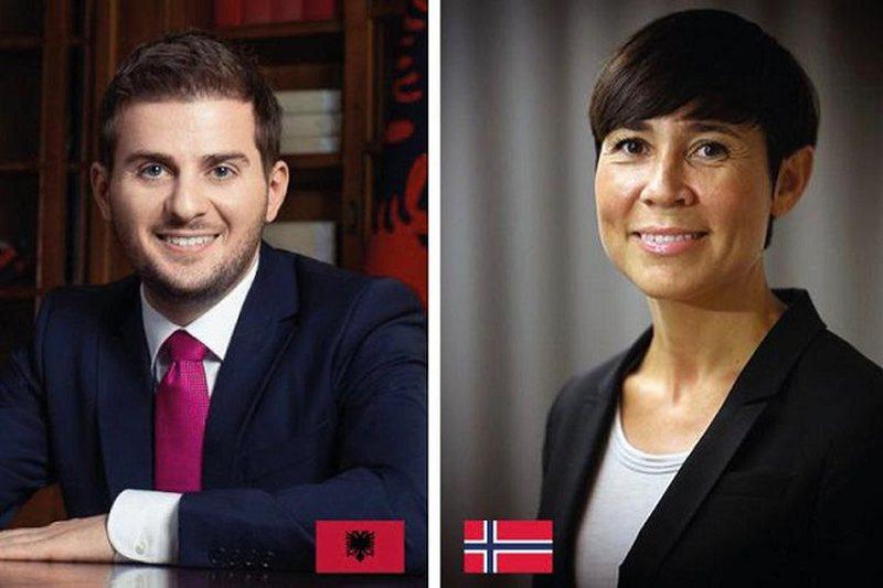 Cakaj telefonatë me homologen norvegjeze, zbulohet biseda