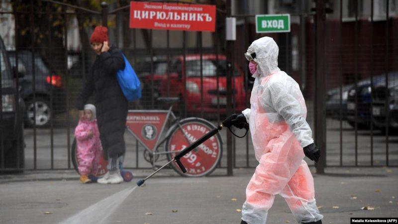Rritja e infektimeve, Moska ashpërson masat anti-Covid