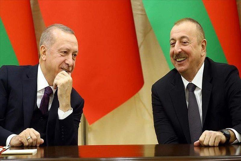 Erdoğan përgëzon presidentin azerbajxhanas për fitoren në