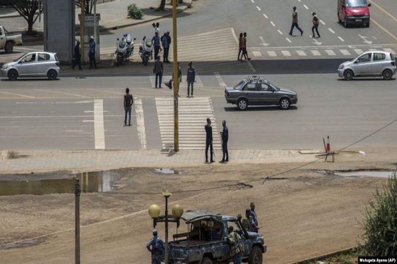 Etiopia sulmon me raketa shtetin fqinj