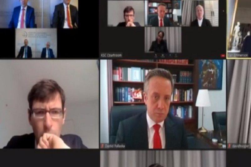 Hagë/ Avokati i Thaçit: Nisja e gjykimit në qershor