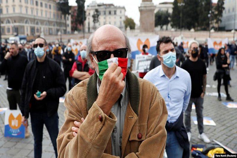 Italia në kaos, 699 viktima dhe mbi 37 mijë të infektuar në