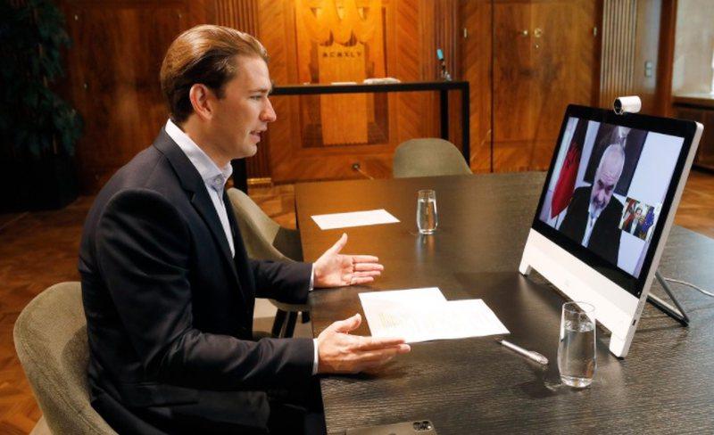 Kancelari austriak zbulon bisedën me Ramën për terrorizmin dhe