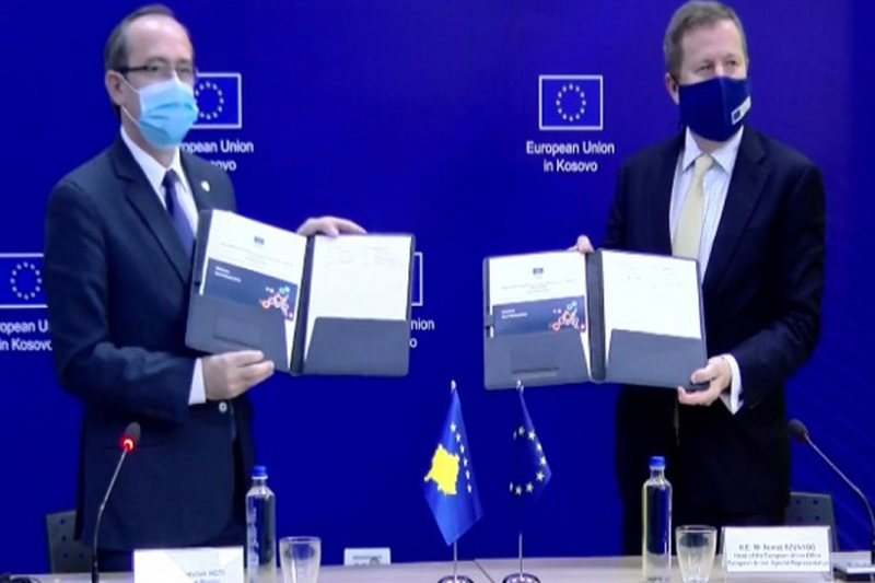 """""""26.5 milionë euro për luftimin e COVID-19"""", Kosova dhe"""