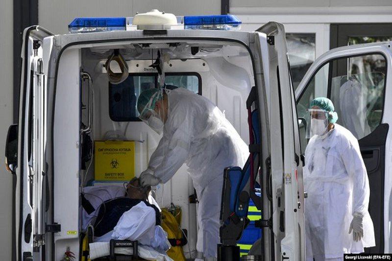 Rekord rastesh në Maqedoninë e Veriut, 977 të infektuar dhe 31