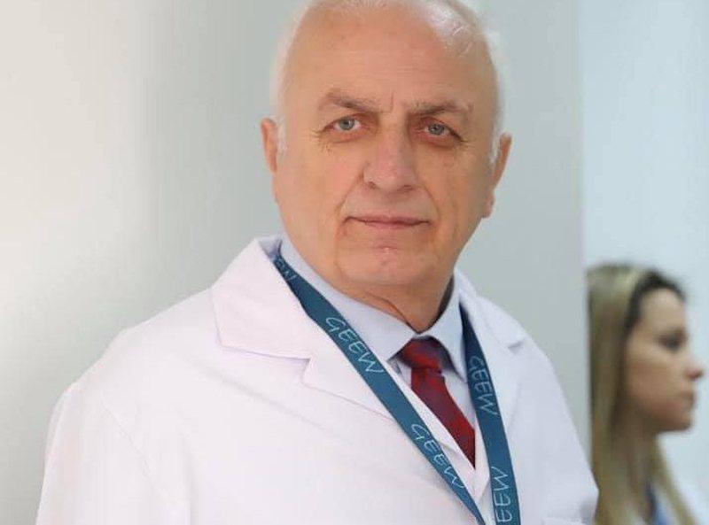 Ndërron jetë tek Infektivi mjeku i njohur Ilirjan Draçi
